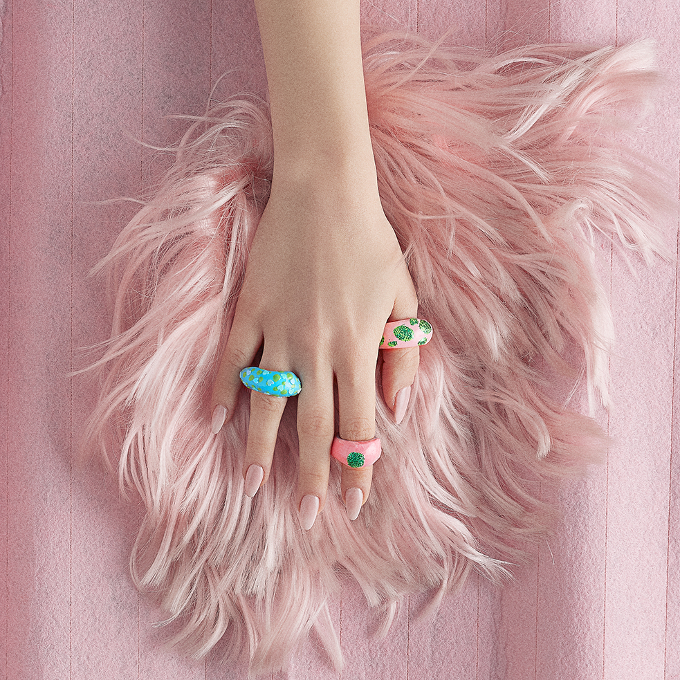 GUM RING COLLECTION LOOK 86